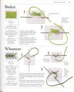 ru / Фото - The ultimate visual dictionary_stitch sampler - Nice-Nata-san Embroidery Sampler, Embroidery Flowers Pattern, Machine Embroidery Projects, Creative Embroidery, Hand Embroidery Designs, Diy Embroidery, Embroidery Stitches, Needlepoint Stitches, Sewing Stitches