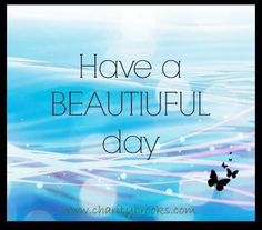 Have a beautiful day!:) #happysunday #beablessing