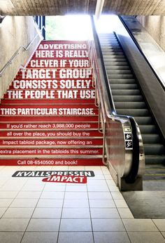 As Owner & Founder of Arc Reactions, a mixed-media marketing and brand management company that specializes in the seamless integration of a company's Street Marketing, Guerilla Marketing, Viral Marketing, Marketing Ideas, Creative Advertising, Advertising Agency, Advertising Ideas, Guerrilla Advertising, Stair Art