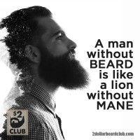 Just grow it! #beardgrowth #man #lion #beardoil #beardbrothers #2dollarbeardclub