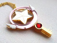 Hey, I found this really awesome Etsy listing at http://www.etsy.com/listing/152806104/star-key-necklace-sakura-star-key