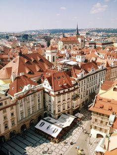 Prague / photo by Florence Woo