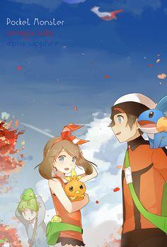 Huahua, Nintendo, GAME FREAK, Pokémon, Torchic, Ralts