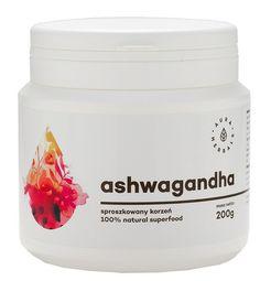 Ashwagandha (Withania somnífera) también se conoce como ginseng indio, da fuerza y energía pero ayuda a dormir. http://www.mecuidobien.com/tienda/ashwagandha.html