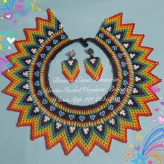 Shakira, Brooch, Drop Earrings, Beads, Jewelry, Molde, Necklaces, Knot Bracelets, Woven Blankets