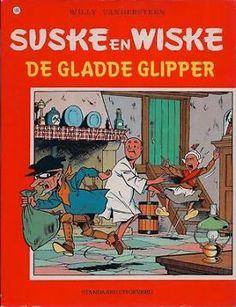 Stripboek: suske en wiske 149: de gladde glipper, 1983 bekijk ook mijn andere suske en wiske stripboeken