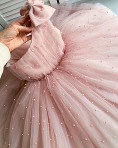Princess dress for girls, Powder tulle dress for girls, birthday dress - Girls Frock Design, Kids Frocks Design, Baby Frocks Designs, Baby Dress Design, Kids Dress Wear, Kids Gown, Frocks For Girls, Dresses Kids Girl, Baby Girl Frocks