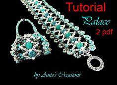 PDF Tutorial PALACE Bracelet and PALACE Handbag