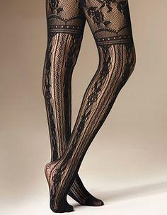 lace tights stockings holdups hold ups french stripes Corsets, Estilo Grunge, 90s Grunge, Grunge Girl, Grunge Style, Soft Grunge, Grunge Outfits, Pantyhosed Legs, Serge Gainsbourg