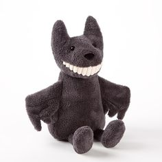 From Jellycat, this toothy bat plush toy makes for a great companion this Halloween! | Price $25.95