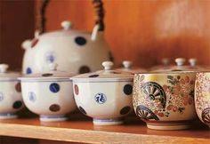 Cerâmicas japonesas