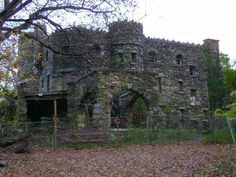 Hearthstone Castle Danbury, CT (Haunted location)