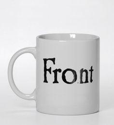 Front mug #ceramic mug #mug #funny mug #coffee mug #custom mug