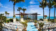wedding at Kimpton Vero Beach Hotel & Spa