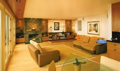 Contemporary Living Room-Zillow