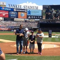 Yankees Host Autism Awareness Game.