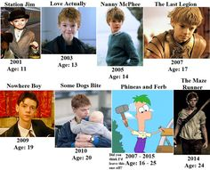 THOMAS IS FERB!!!! MY MIND IS BLOWN