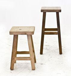 Pierre Cronje A-frame-bar-stools
