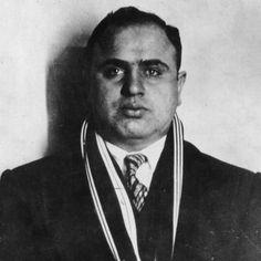 (Scarface) Al Capone Mugshot
