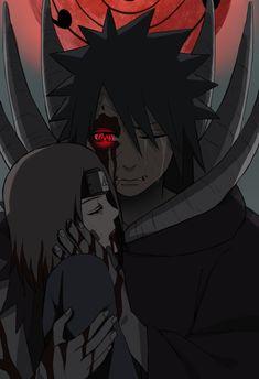 Obito x Death of Rin