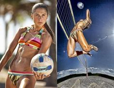 I consider as volleyball as a very good sport and can maintain body figure too. :)