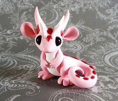 Pink Scrap Dragon