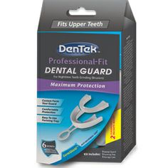 Maximum Protection Dental Guard | DenTek Oral Care