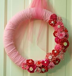 Pink and Red for Valentine's  $30.00