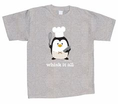 WHISK IT ALL GUYS TEE