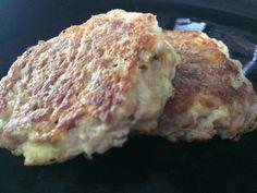 Croquettes au thon et fromage