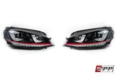 RFB Projector Headlights, Mk7 GTI/Golf Volkswagen