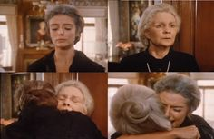"Jean Simmons and Rachel Ward in ""The Thorn Birds"", 1983"