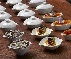 Aura Gourmet Miniatures, Rene Ozorio #tabletop #steelite