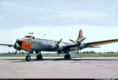 Douglas SC-54D Rescuemaster (DC-4) - USA - Air Force | Aviation Photo #2527346 | Airliners.net