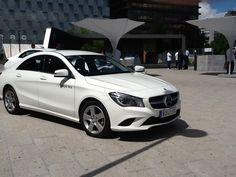 Allí pasamos el día con todos nuestros Fans de Grupo Itra Mercedes-Benz