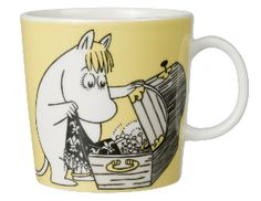 Moomin Mugs. Arabia Finland with beloved Finnish characters Nordic Home, Scandinavian Home, Moomin Mugs, Moomin Valley, Tove Jansson, Troll, Cute Mugs, Marimekko, My Collection