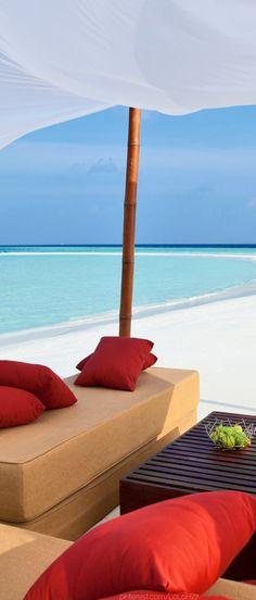 Velassaru Resort Maldives - Indian Ocean.  ASPEN CREEK TRAVEL - karen@aspencreektravel.com