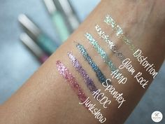 It's time to sparkle with the Urban Decay Heavy Metal Glitter Eyeliners - a must have for every glitter lover out there!