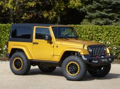 Jeep Wrangler Copper Crawler (JK) '11.2013