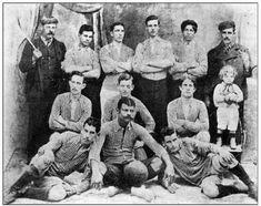 EQUIPOS DE FÚTBOL: BOCA JUNIORS en la temporada 1905-06
