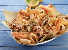 5 segreti per una frittura di pesce perfetta