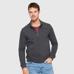 Basement Polerón Moda - Falabella.com Spandex, Skinny, Basement, Denim, Mens Tops, T Shirt, Fashion, Jackets, Oxford Shirts