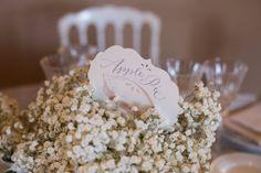 """dettagli da un """"matrimonio """"dolcissimo"""" scritto a mano da @Calligraficaluna per @langolodelfioredirosita @weweddings"""