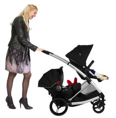 Giveaway: phil&teds Promenade Double Stroller ($____)