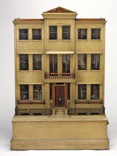 All sizes | 15- Frontal de la casa de muñecas cerrada | Flickr - Photo Sharing!