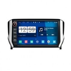 Autoradio Android Seat peugeot 2008 Poste DVD GPS Android 4.4.4 USB Bluetooth écran tactile Mirrorlink AirPlay 4G IPOD Iphone TV