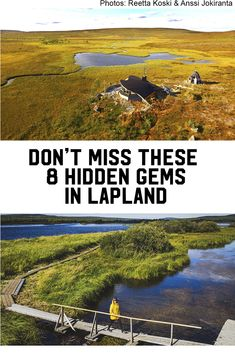 You may know our Santa Claus, reindeer and husky rides, but there's more to be discovered in the wide and versatile county of Lapland. To begin, we found eight lesser-known spots to include in your Lapland bucket list. Arctic, Reindeer, Places To See, Husky, Bucket, Santa, Gems, Mountains, Travel