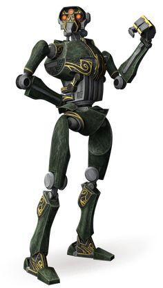 General Kalani a Super Tactical Droid Star Wars Clone Wars, Rpg Star Wars, Star Wars Ships, Star Wars Characters Pictures, Star Wars Pictures, Star Wars Images, Guerra Dos Clones, Star Wars Battle Droids, Starwars