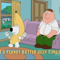 Day 17 - #febphotoaday #time ... It's peanut butter jelly time!
