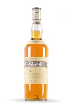 Whisky Cragganmore, Speyside Single Malt Scotch 12 ani (0.7L) - SmartDrinks.ro